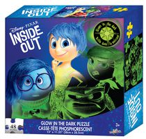 Disney Inside Out Glow in the Dark 48 Piece Puzzle