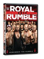 WWE - Royal Rumble 2017 - San Antonio, TX - January 29, 2017 PPV