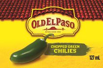 Old El Paso™ Chopped Green Chilies