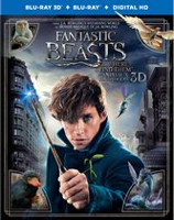 Fantastic Beasts And Where To Find Them (Blu-ray 3D + Blu-ray + Digital HD) (Bilingual)