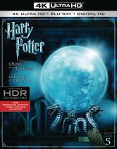 Harry Potter And The Order Of The Phoenix (4K Ultra HD + Blu-ray + Digital HD) (Bilingual)