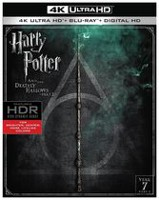 Harry Potter And The Deathly Hallows, Part 2 (4K Ultra HD + Blu-ray + Digital HD) (Bilingual)