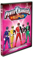 Film, Power Rangers: S.P.D.: The Complete Series