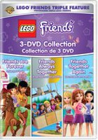 LEGO Friends Triple Feature: Friends Are Forever / Friends Always Together / Friends Together Again