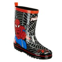 Marvel Toddler Boys' Spider-Man Rain Boot 13