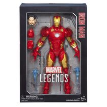 Marvel Legends Series 12-inch Iron Man Action Figure