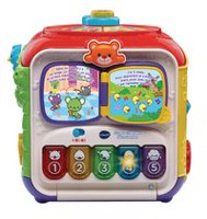 Vtech Sort & Discover Activity Cube Interactive Learning Toy - French
