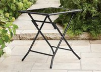 Mainstays Square Folding Table