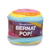 BERNAT POP! YARN (140G/4.9OZ), POP ART