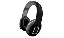 Casque Bluetooth 2-en-1 Heat de Mental Beats Noir