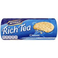 McVities Classic Rich Tea Biscuits