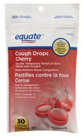 Equate Cherry Cough Drops