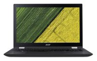 Acer spin SP315-51-598W 15,6 écran tactile 2-en-1 ordinateur portable Core i5, Intel HD Graphics