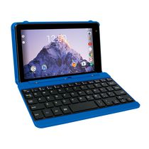 "RCA 7"" 16GB Android Tablet with Keyboard Blue"