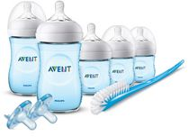 Philips Avent - Infant Starter Set Natural Pink