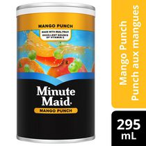 Minute Maid Mango Punch 295mL Frozen Can