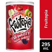 Fruitopia Strawberry Passion Awareness 295 mL