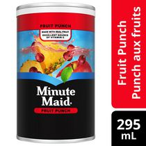 Minute Maid Fruit Punch 295mL Frozen Can