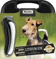 Wahl Lithium Ion Complete Pet Clipper Kit