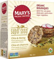 Mary's Org SuperSeed Chia & Chanvre