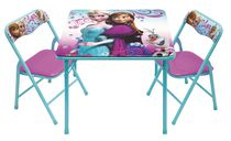 Frozen Activity Table and Chairs Set