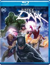 DCU Justice League - Dark (Blu-ray + HD Numérique) (Bilingue)