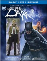 DCU Justice League - Dark (Blu-ray + DVD + HD Numérique + Figurine) (Bilingue)