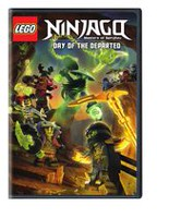 LEGO Ninjago - Masters Of Spinjitzu: Day of the Departed (Bilingual)