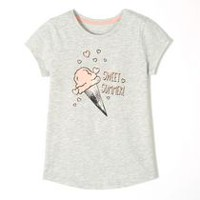 George Girls' Graphic Tee M