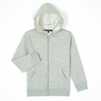 George Boys' Fleece Hoodie L