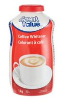 Colorant à café de Great Value