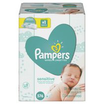 Pampers Baby Wipes Sensitive 9X Pack