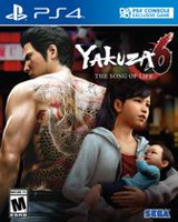 Yakuza 6: The Song of Life [PS4]