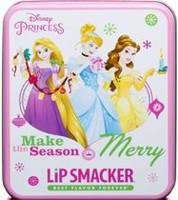 Lip Smacker Disney Princess Tin Lip Balm Gift Set