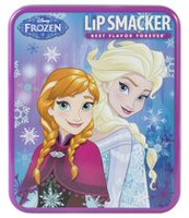 Lip Smacker Disney Frozen Tin Lip Balm Gift Set