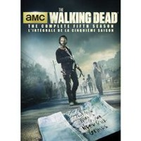 Film The Walking Dead: The Complete Fifth Season (Bilingual)