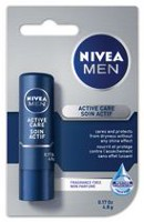 NIVEA MEN Active Care Lip Care 4.8 g