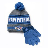 PAW Patrol Boys' Cold Weather Hat and Glove Set