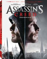 Assassin's Creed (Blu-ray + DVD + HD Numérique) (Bilingue)