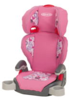 TurboBooster Car Seat - Love Hearts