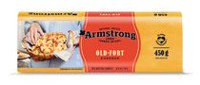 Fromage cheddar Armstrong 31 % M.G. fort jaune
