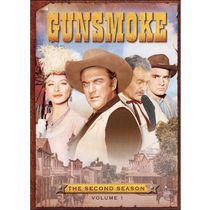 Gunsmoke: The Second Season, Vol. 1