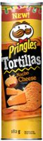 Pringles Tortillas Nacho Cheese Chips