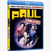 Paul (Rated/Unrated) (Blu-ray + DVD) (Bilingual)