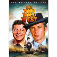 The Wild Wild West: The Complete Fourth Season