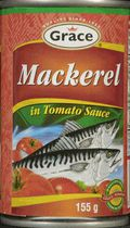 Grace Mackerel Tomato Sauce