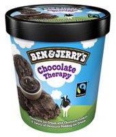 Ben & Jerry's  Chocolate Therapy Ice Cream 500mL