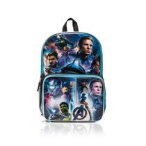 Avengers: Endgame Backpack with Lunch Bag
