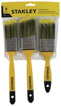 Stanley 3-piece Soft Grip Paint Brush Set