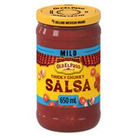 Old El Paso™ Thick 'n Chunky Mild Salsa Sauce